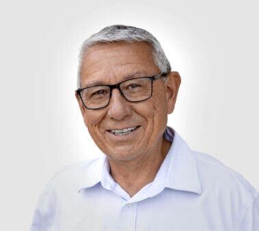 Mark Nasabal headshot