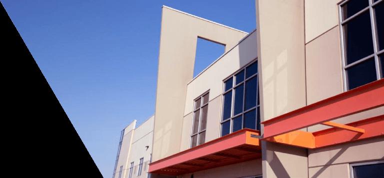 Manufacturing business exterior